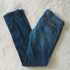 Fidelity Adare Straight Leg Jeans
